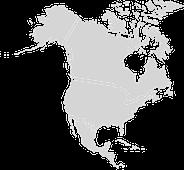 Indalum - Mapa de Distribución